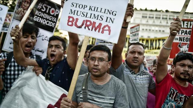Israel rechaza frenar envío de armas a Myanmar pese al genocidio