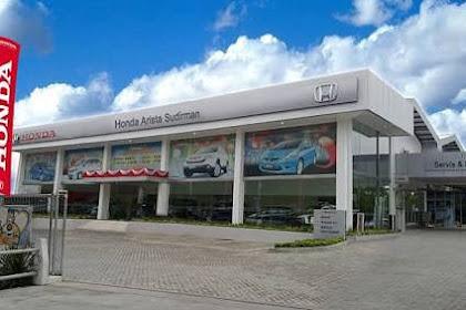 Lowongan Kerja Pekanbaru : Honda Arista Sudirman Mei 2017