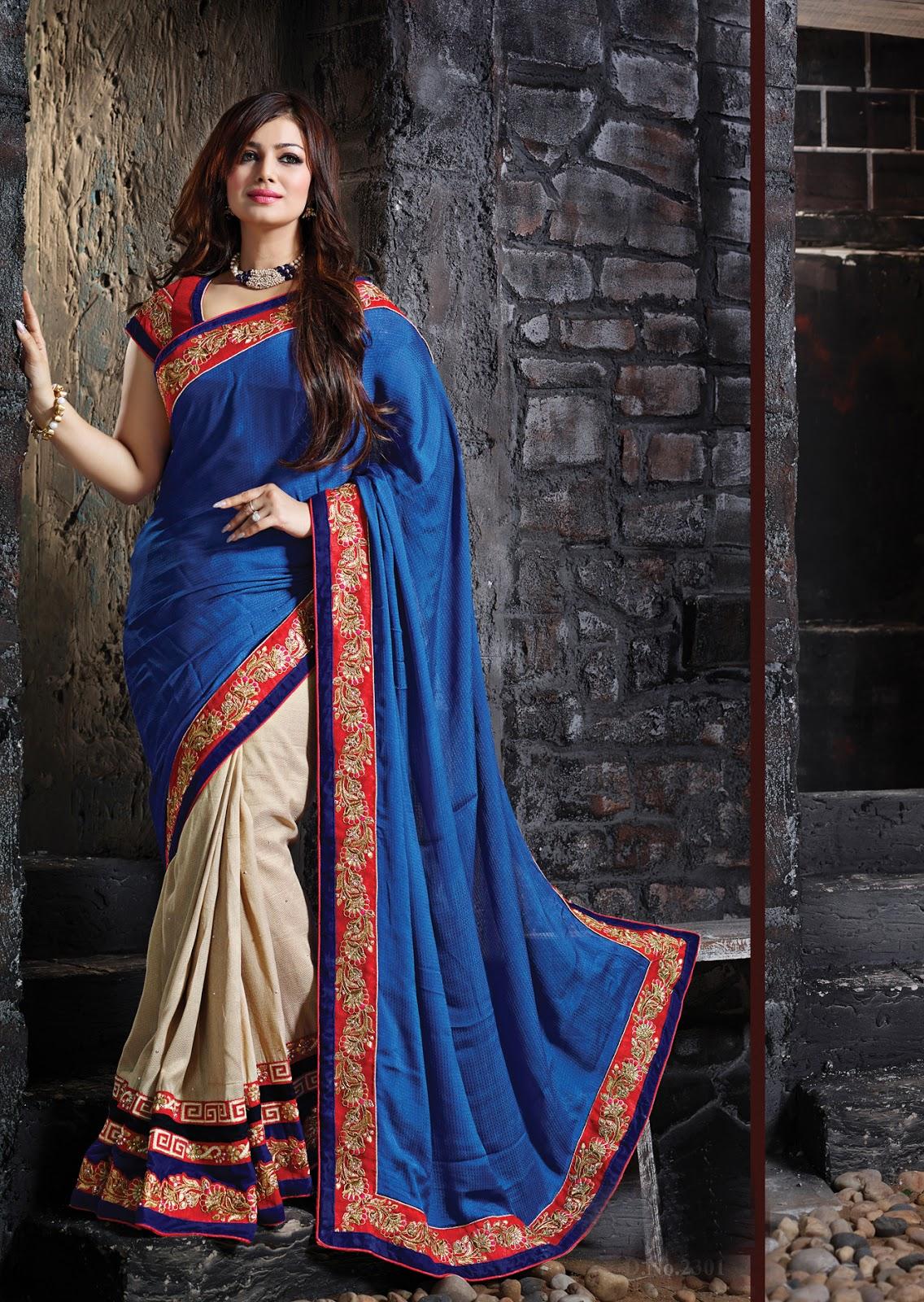 Shivangi 2300 – Ayesha Takiya Very Excellent Designer Saree
