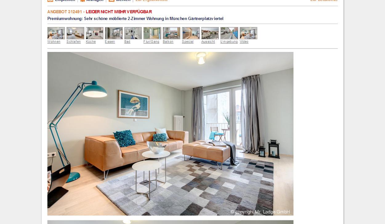 sch ne m blierte 2 zimmer. Black Bedroom Furniture Sets. Home Design Ideas