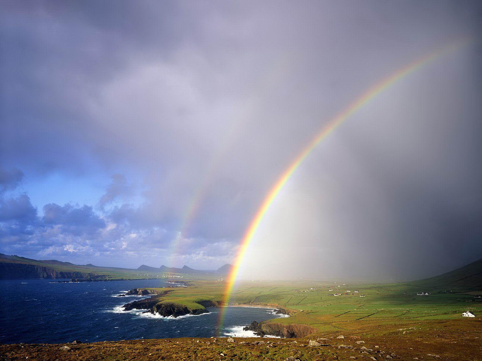 Rainbow Wallpaper Desktop: Rainbow Wallpapers Hd