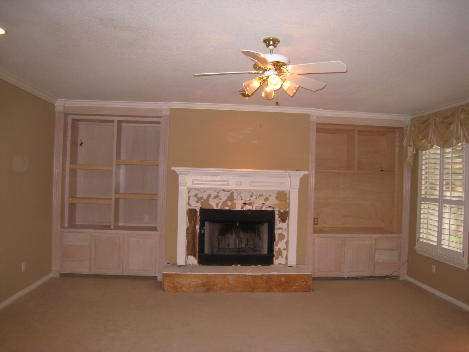 Decorator On Demand: Change the Face of Your Fireplace, Part 2