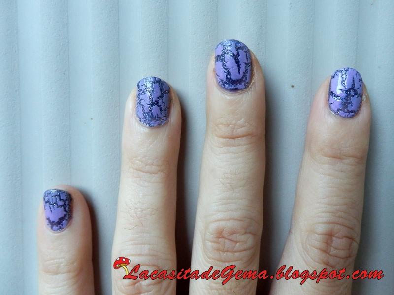 La Casita De Gema Tutorial Uñas Nail Art Nº53 Básico Esmalte