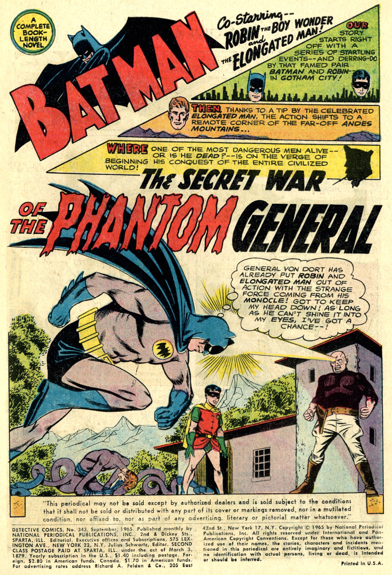 Detective Comics (1937) 343 Page 2