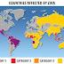 南米、東南アジア、アフリカでは、注意が必要!インドネシアで「ジカ熱」に罹った経験者が症状をまとめてみた