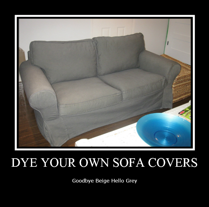 Dying Sofa Covers