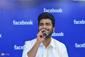 Sharwanand at FB Office-thumbnail-7