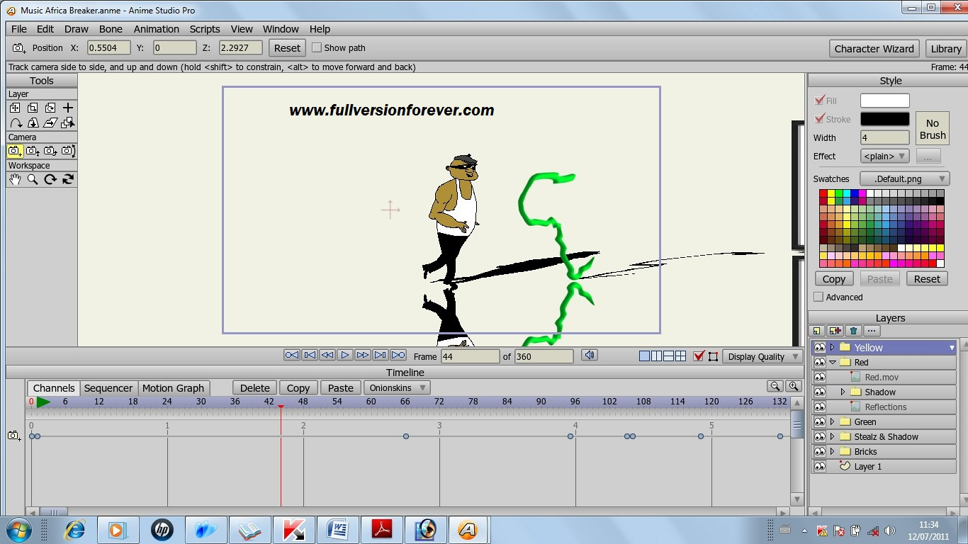 Smith Micro Anime Studio Pro 8 Price