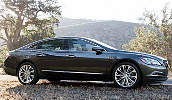 2017 Buick Lacrosse Redesign >> Auto Top Release 2017 Buick Lacrosse Redesign