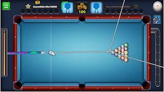 8 Ball Pool Mod Garis Panjang Apk v3.11.3