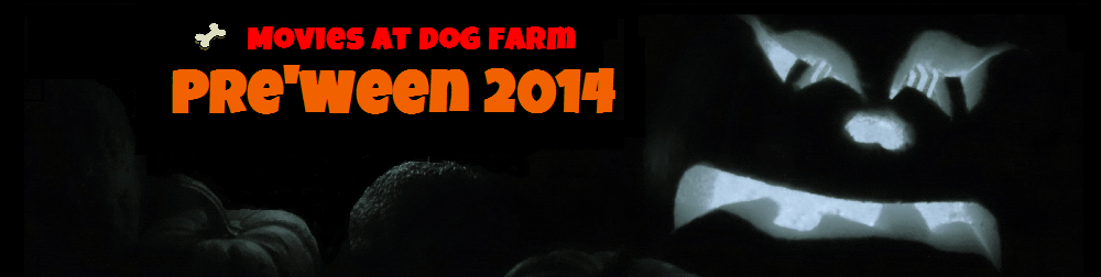 Movies At Dog Farm Pre'Ween 2014 logl