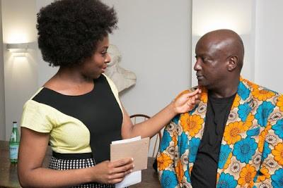 Gay Kenyan author, Binyavanga Wainana proposes to his boyfriend