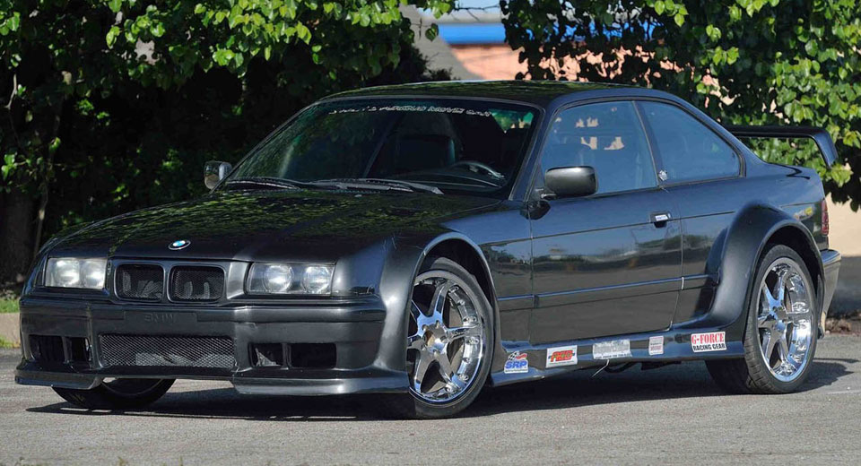 Nobody Wanted The BMW 323iS From 2 Fast 2 Furious Enough To Buy It ...