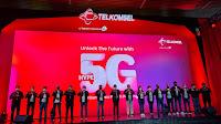 Telkomsel Luncurkan Layanan 5G di Indonesia, Cek Cakupannya