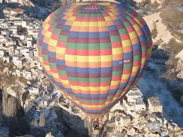 Hot Air Balloon Cappadocia Turkey Tourism