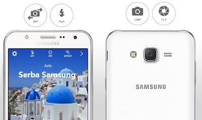 Samsung Galaxy J5 Kamera
