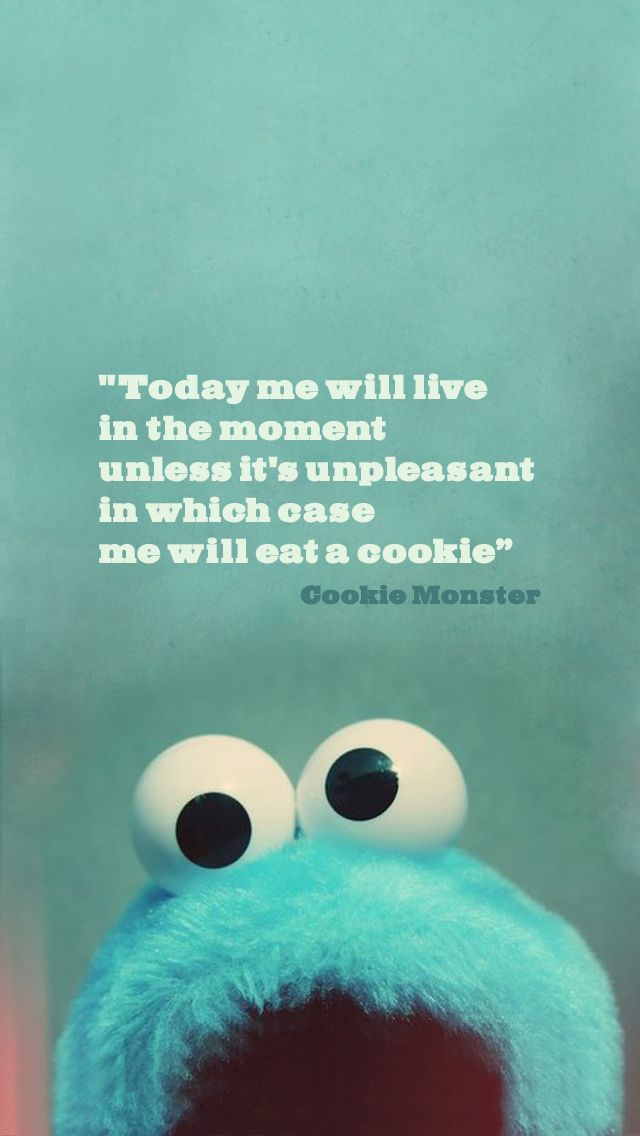 cookie monster quotes - 662×1024