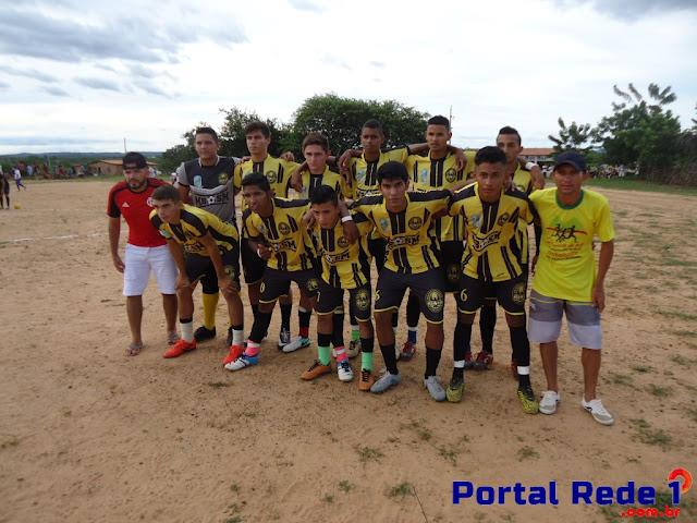Seleção de Pedro II vence jogo pela a Copa da integração Sub 21 neste sábado