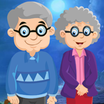 Games4King Old Couple Escape