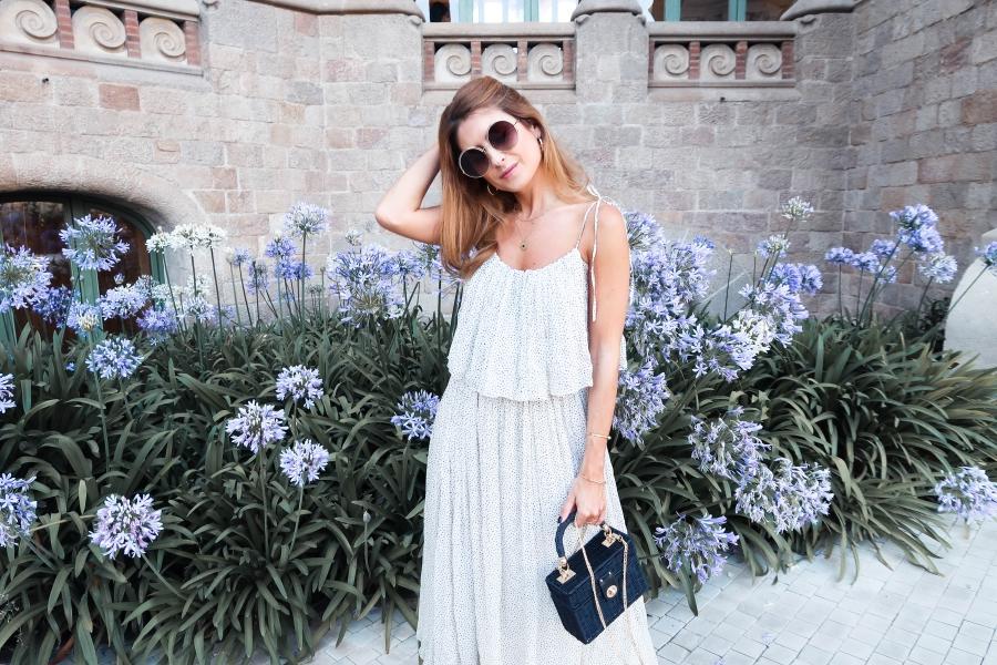 a trendy life fashion fashion blogger tcn tcn fashion show 080bcnfashion vestido vaporosoIMG 0062 - VESTIDO MIDI VAPOROSO - 080 BARCELONA FASHION
