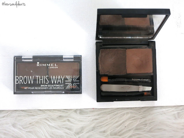Rimmel Brow This Way Eyebrow Kit Review