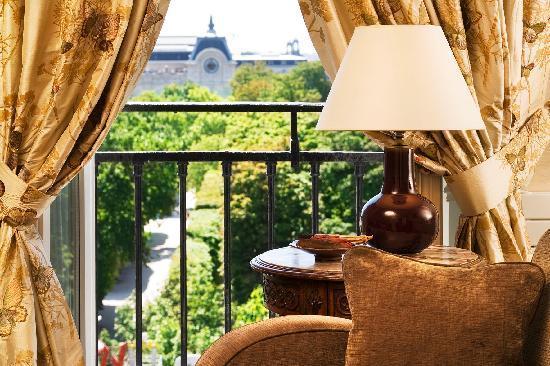 Hotel Brighton em Paris