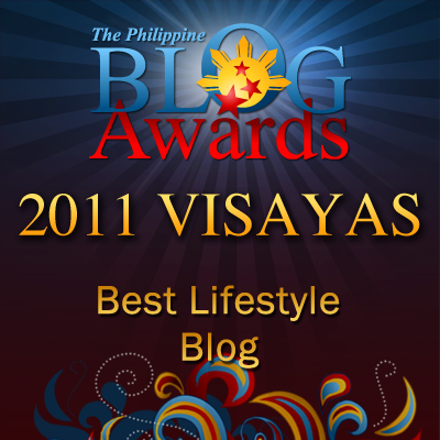 RandomThoughts Blog Awards in Best Lifestyle Award