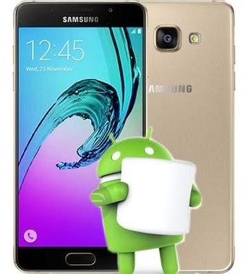 Samsung Galaxy A3 SM-A310N0