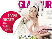 Logo Per te subito gratis la tua copia di Glamour n° 310: ritirala gratis