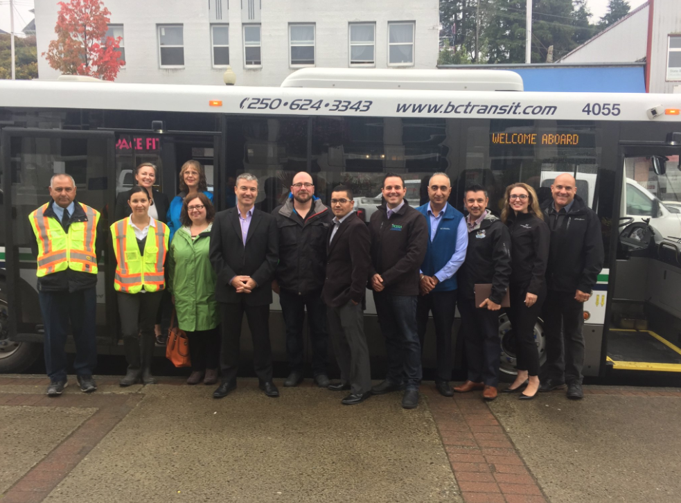 North Coast Review: BC Transit invests over 1 6 million dollars in