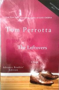 The Leftovers / Giveaway