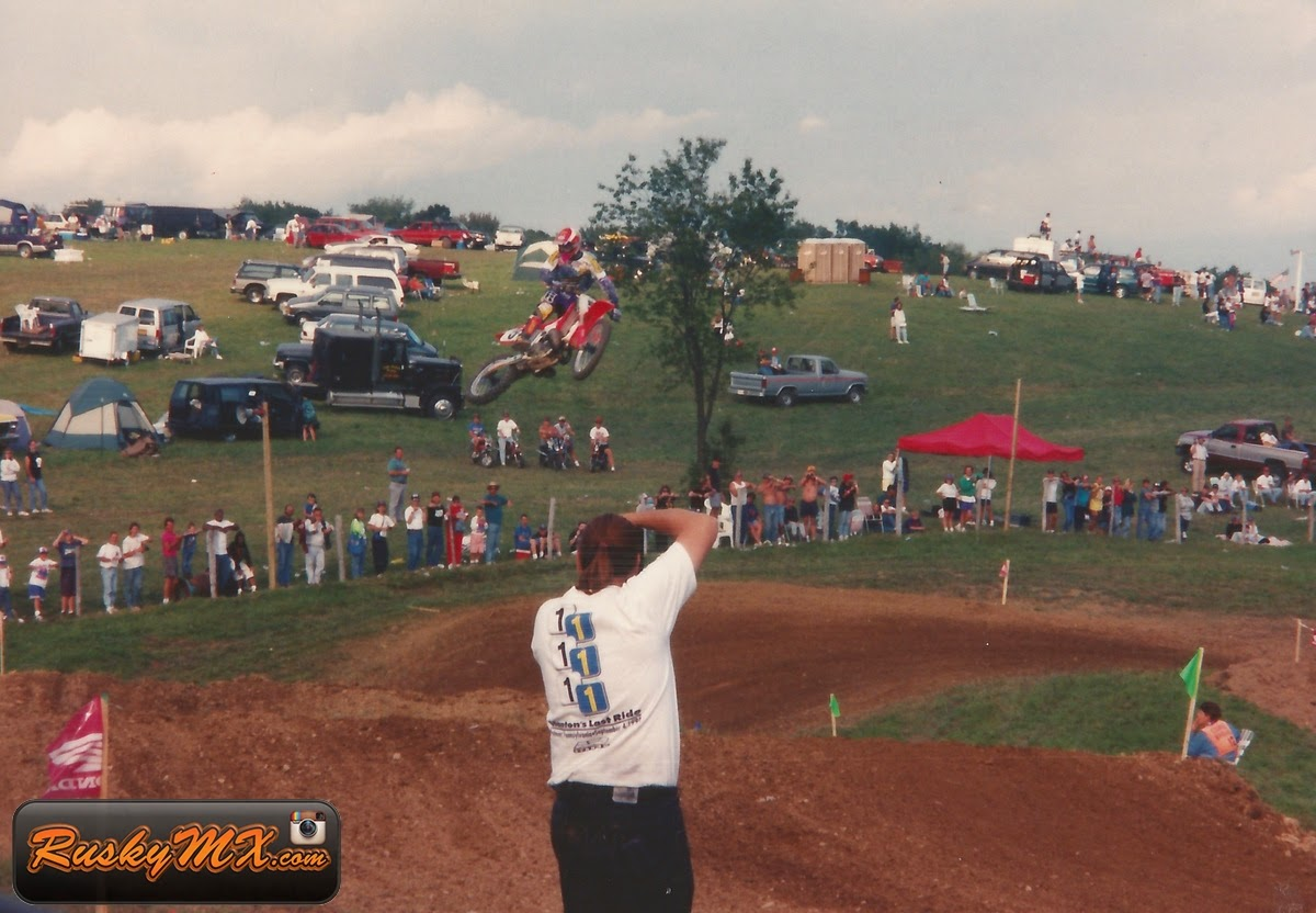 Jeff Stanton Steel City 1994