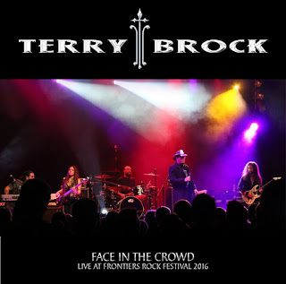 """Δύο τραγούδια από το album του Terry Brock """"Face In the Crowd - Live at Frontiers Rock Festival"""""""
