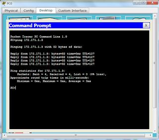 Cara Membuat Simulasi Jaringan Komputer Menggunakan Router Di Cisco Packet Tracer