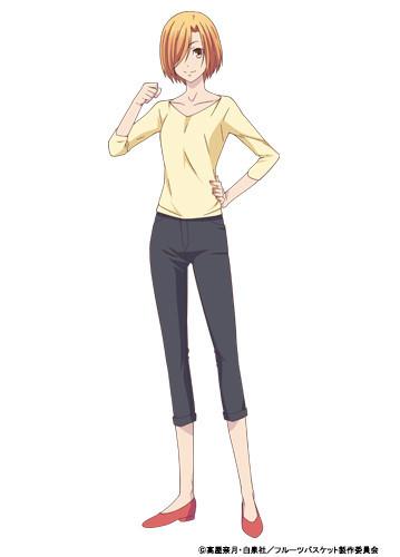 Miyuki Sawashiro se une al elenco de voces como Kyōko Honda, la madre de Tohru.