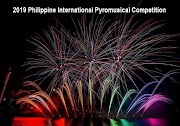 2019 Philippine International Pyromusical Competition Schedule