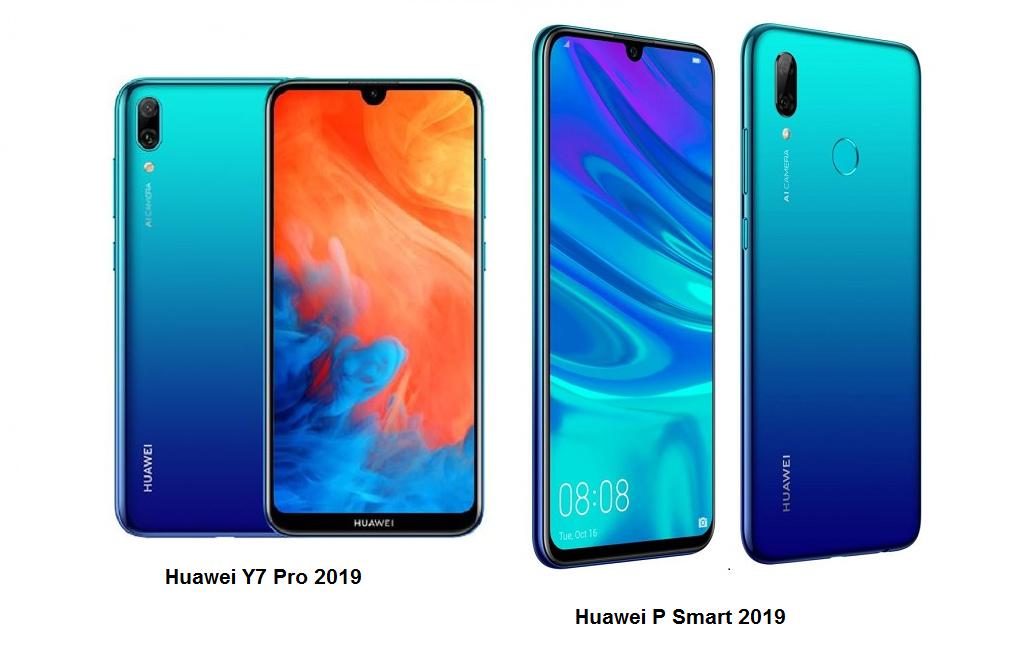 Huawei Handy Y7
