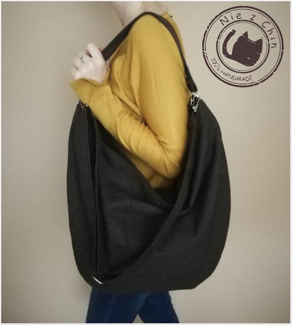 Czekoladowa torba hobo