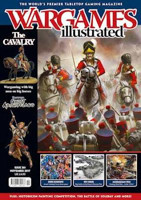 Wargames Illustrated 361, November 2017