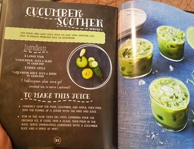 cucumber smoother recipe