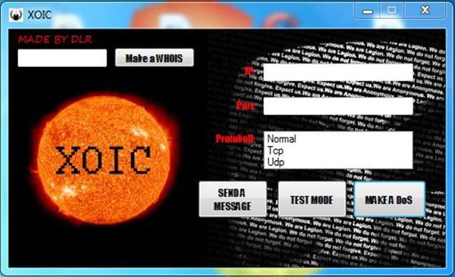 NEW) XOIC DDoS Tool Download - Hacking Tools!