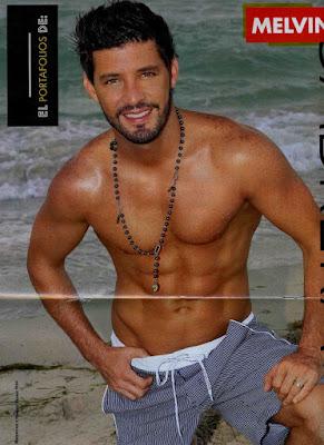 Hot Male Model Melvin Cabrera
