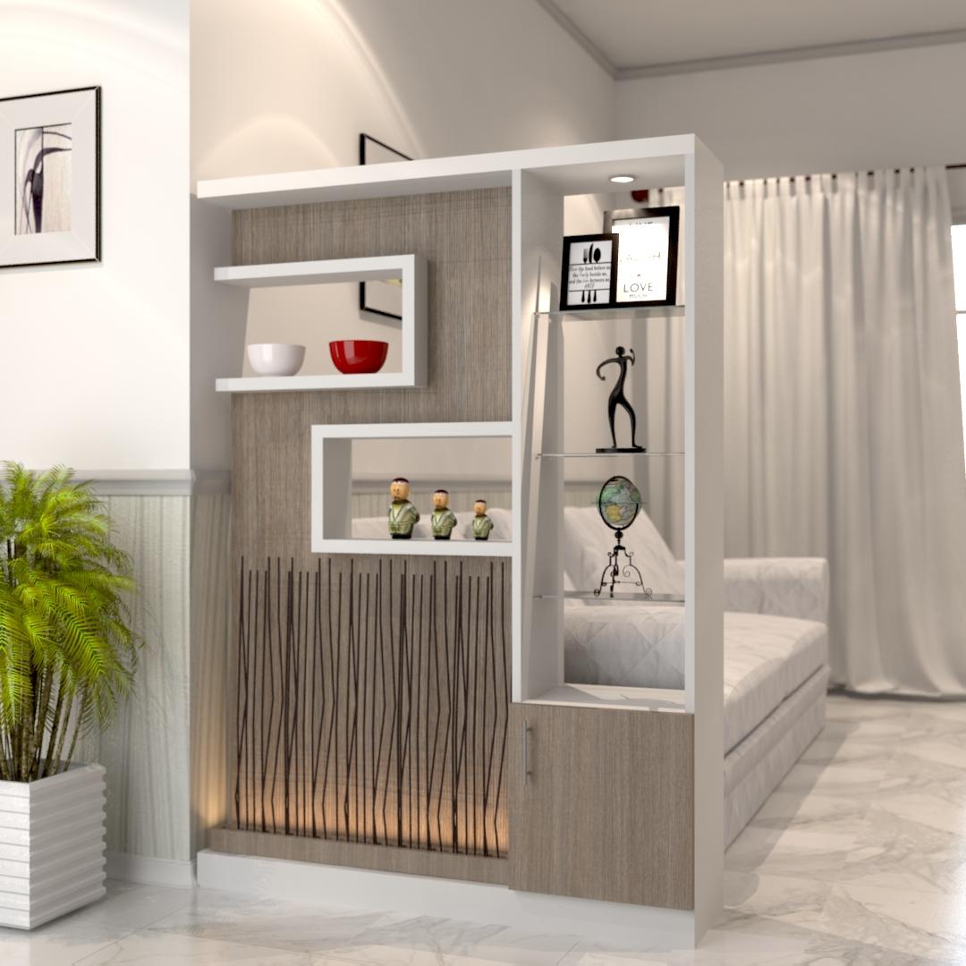 50 Model Partisi Ruangan Minimalis Terbaru Yang Modern