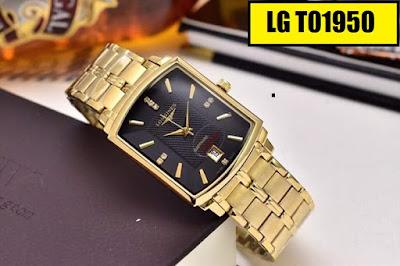 Đồng hồ nam mặt vuông Longines T01950