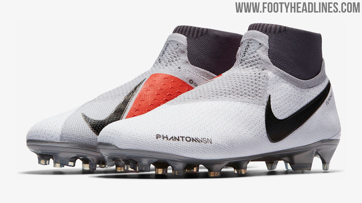 best sneakers c20eb 30c8c Nike Phantom Vision 'Raised on Concrete' 2018 Boots Revealed ...
