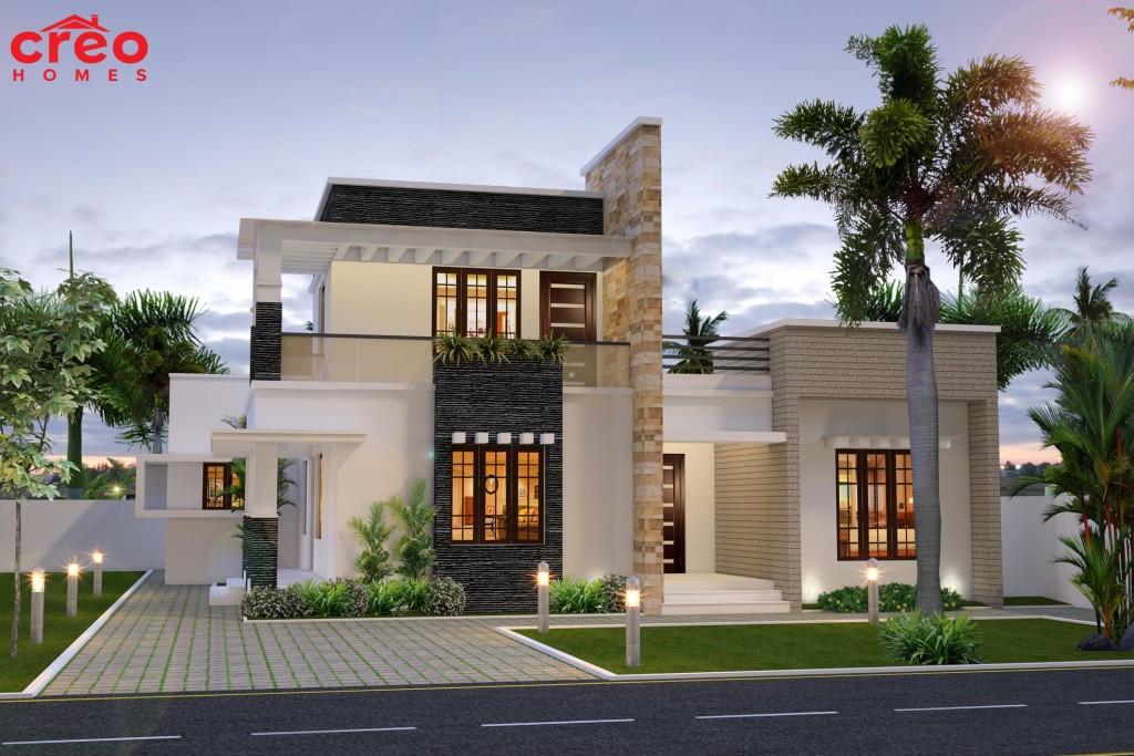Incredible Modern Delightful Fresh House Design Idea ...