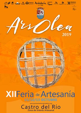 XII FERIA DE ARTESANÍA ARS OLEA - CASTRO DEL RÍO (CÓRDOBA)