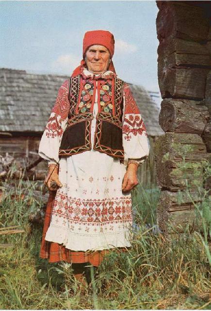 Банк национальный белорусский костюм фото простые носки
