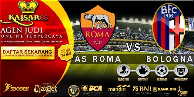 PREDIKSI BOLA DAN TEBAK SKOR AS ROMA VS BOLOGNA 29 OKTOBER 2017