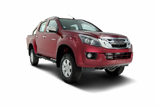 Isuzu Motors India introduces a new Ruby Red colour in V-Cross